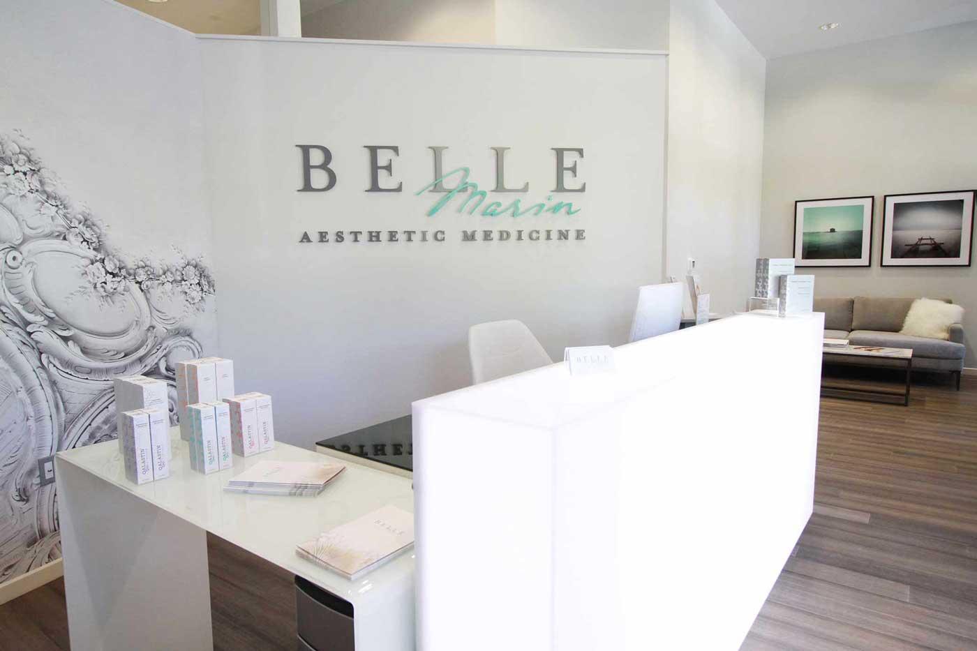 Belle Marin Front Desk