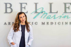 Dr. Faye Jamali at Belle Marin